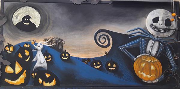 Happy Halloween Break to all