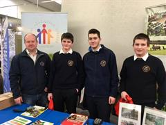 5th Yr Students attend Careers Expo